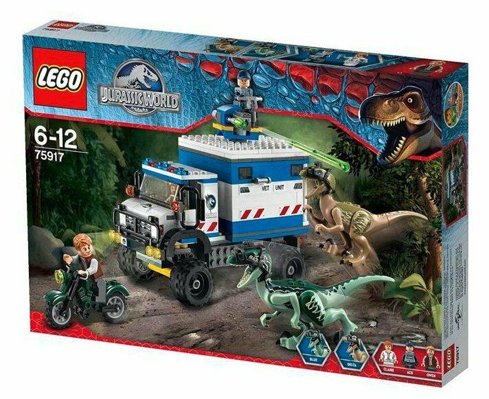 lego jurassic world jetzt bereits bei toys world toys world spielwaren gmbh. Black Bedroom Furniture Sets. Home Design Ideas