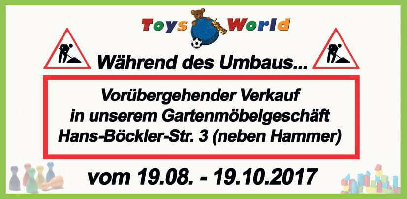 Toys World Spielwaren Gmbh Ihr Fachhandler Fur Spielwaren